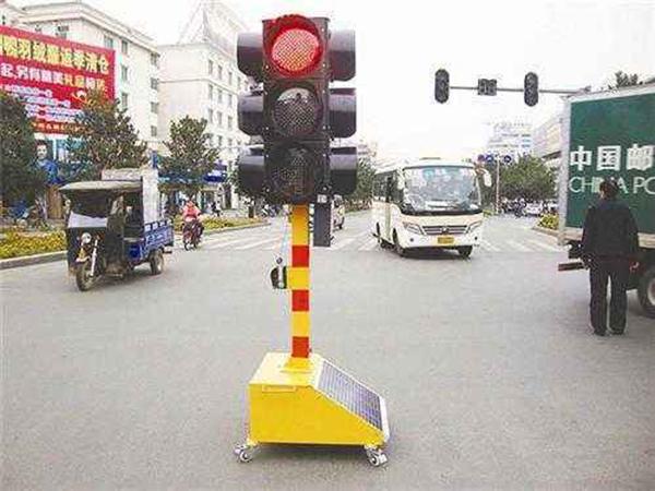 无线交通信号灯的功能特性