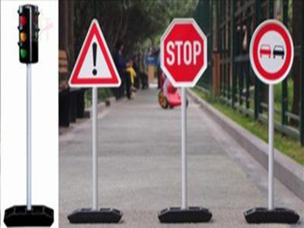 城关交通标志牌的结构组成