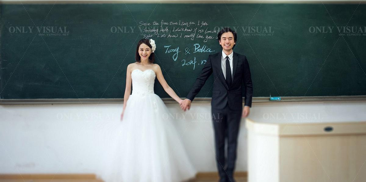 拍婚纱照怎么选婚纱?