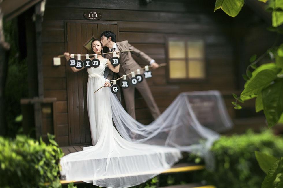 兰州个性婚纱摄影哪里好