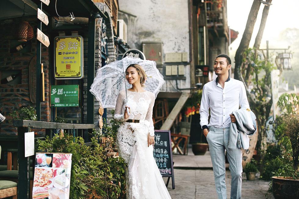 兰州婚纱摄影丽江站