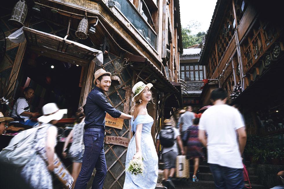 甘肃专业婚纱旅拍