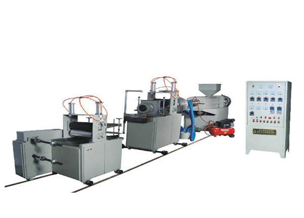 高壓吹膜印刷機