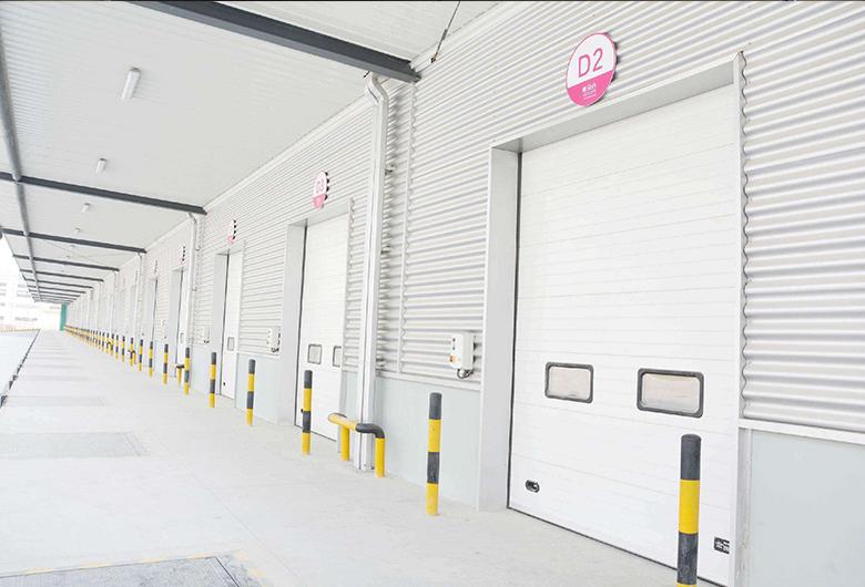 厂房提升门