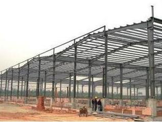 高层钢结构工程