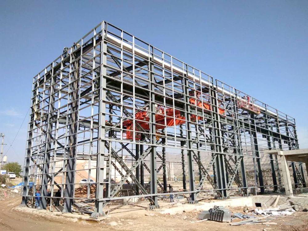 高层钢结构工程技术人员应具备的专业技能