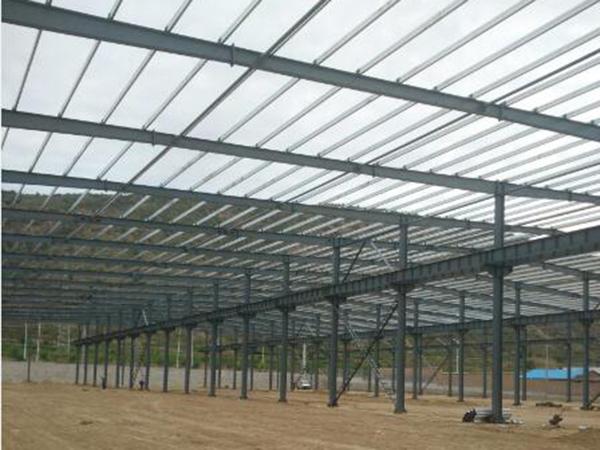 定西巉口金属丝制品钢结构工程厂