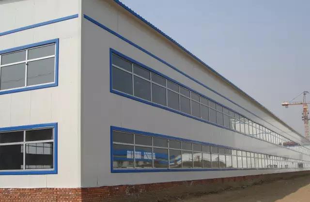 钢结构厂房加固