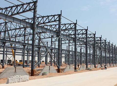 兰州新金鹏钢结构公司为大家讲解钢结构工程计算过程中应注意的事项