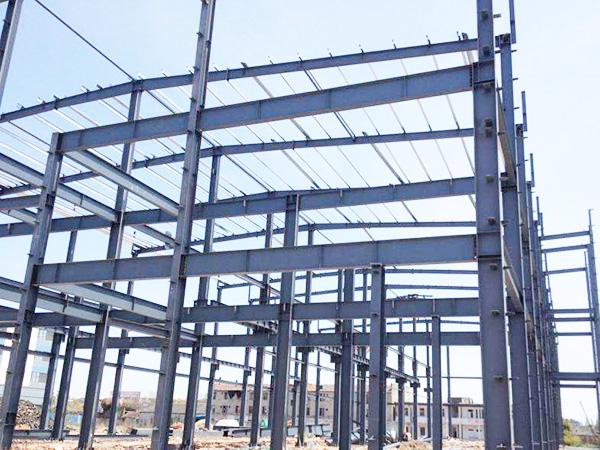 多层钢结构设计