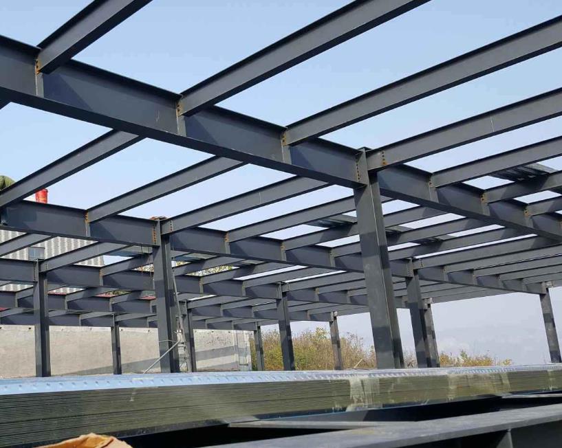 甘肃钢结构公司讲解钢结构工程施工应注意的几个问题