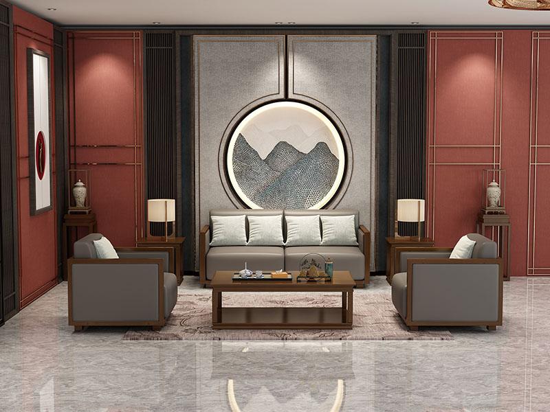 茶楼中式家具