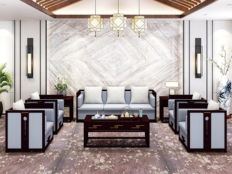 茶楼会馆家具