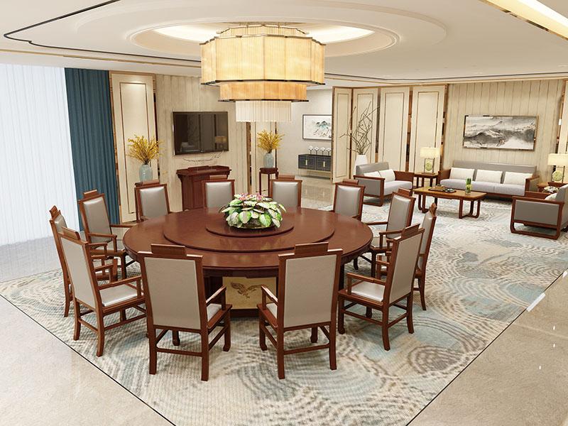 酒店红木家具