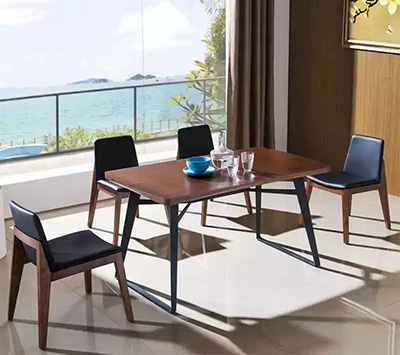 北欧餐桌椅