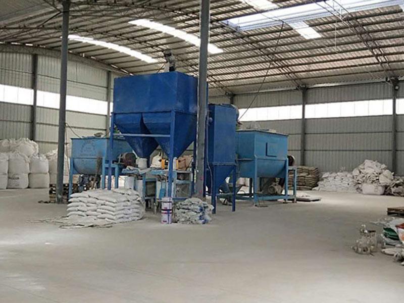 膩子粉生產設備