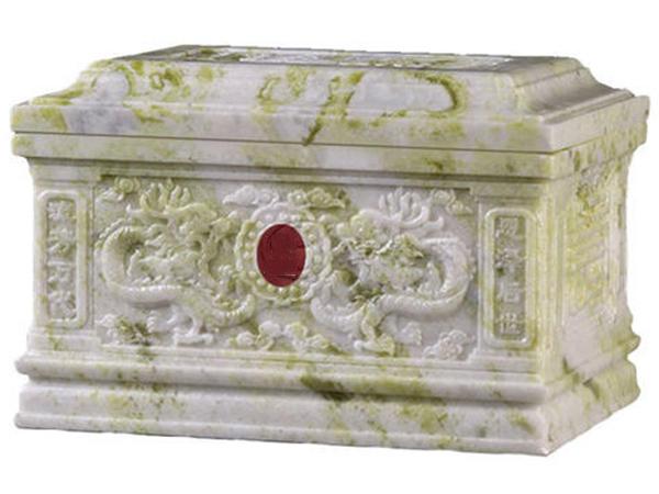 大理石骨灰盒
