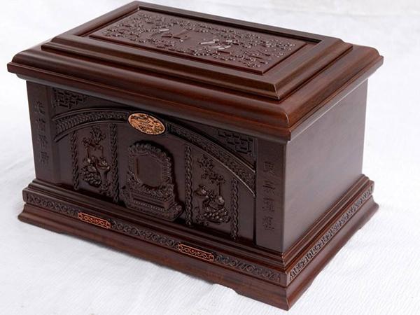 木制骨灰盒