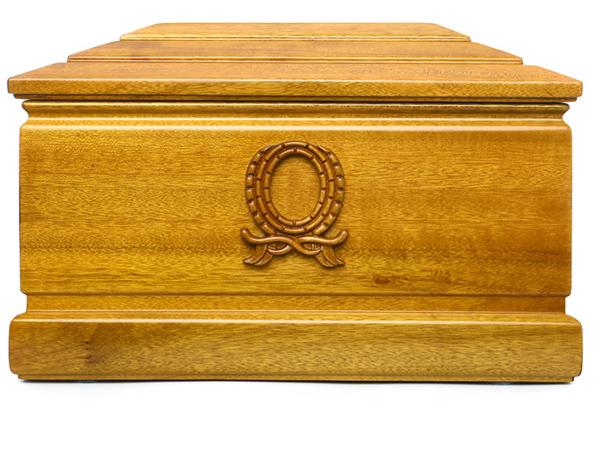 金丝楠木骨灰盒