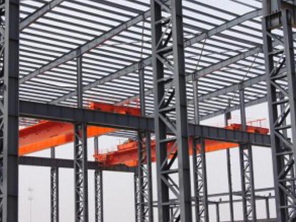 钢结构建筑安装工程