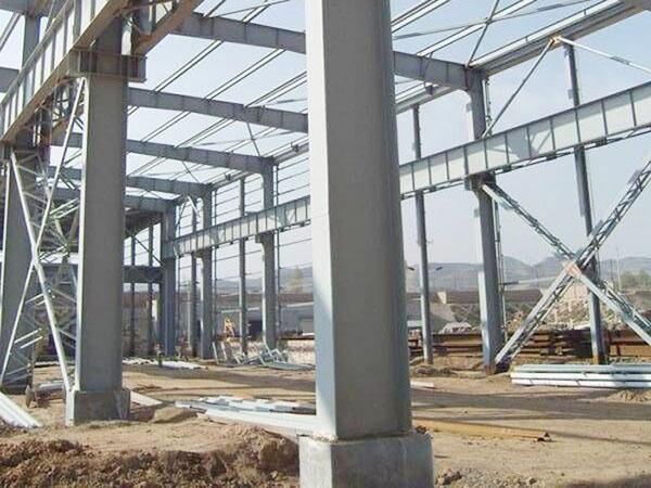单层钢结构厂房造价
