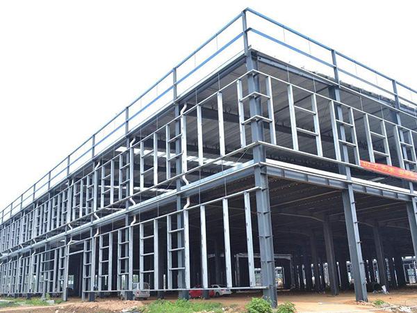 二层钢结构厂房造价