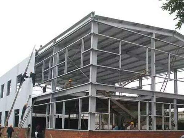 钢结构工业厂房造价