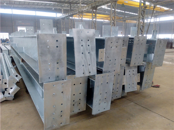 钢结构材料加工厂