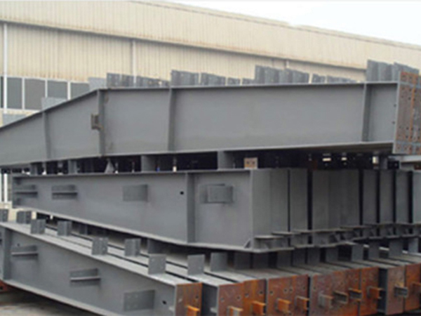 钢结构材料制作流程