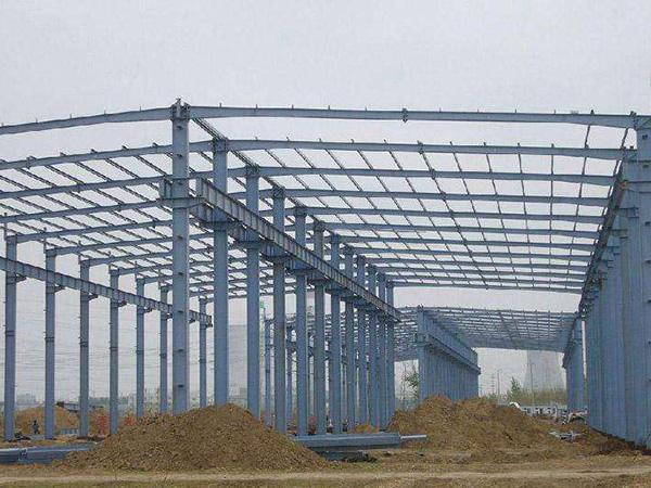 钢结构工业厂房设计