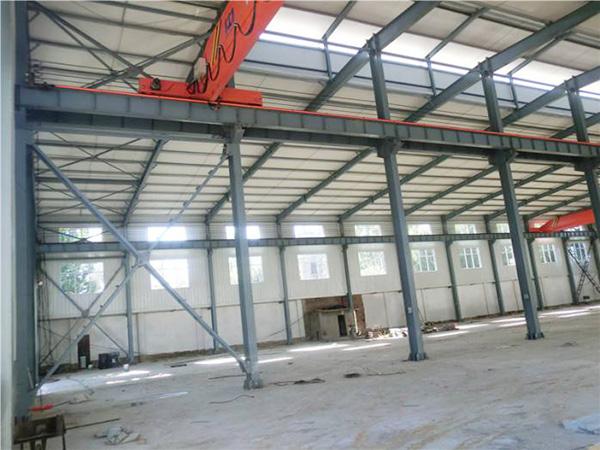 轻钢结构工厂