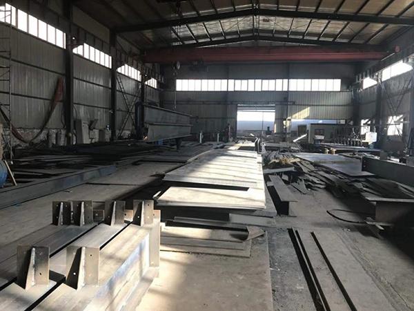 钢结构加工制作流程是什么?