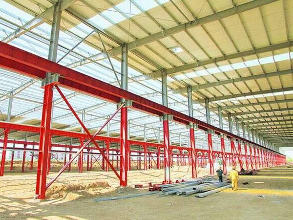 兰州钢结构雨棚施工造价