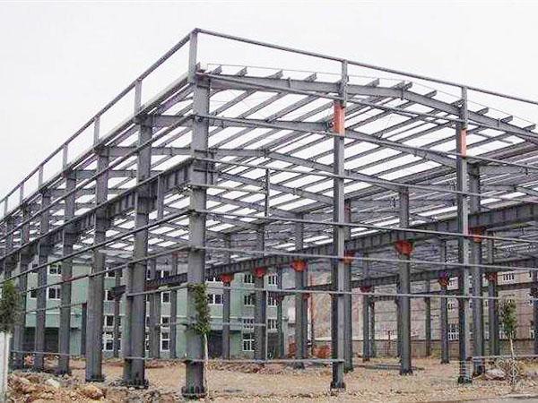 钢结构材料加工流程