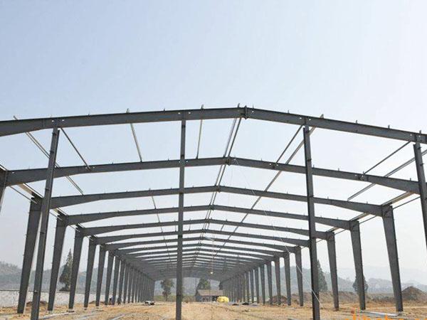 钢结构工程厂家介绍钢结构的连接方式