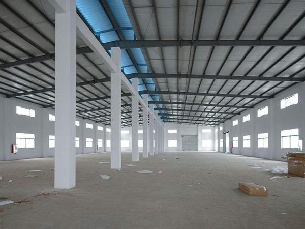 钢结构厂房防水设计