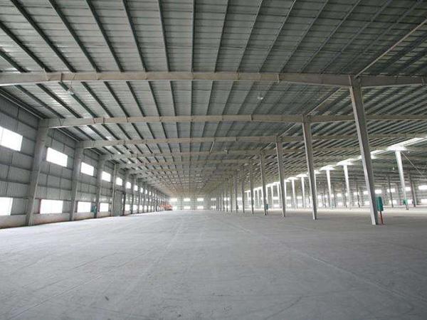 钢结构厂房安装顺序和工艺