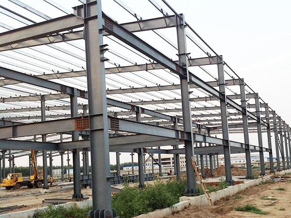 兰州钢结构设计施工工程
