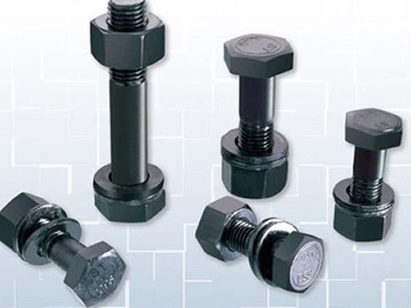 普通螺栓钢结构连接