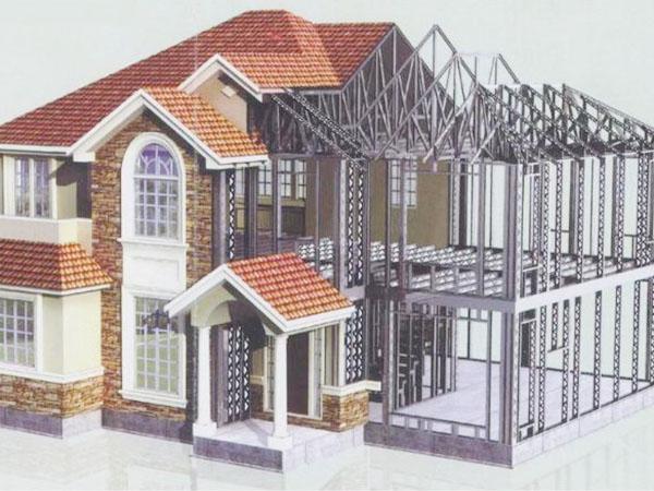 为什么选择轻型钢结构住宅