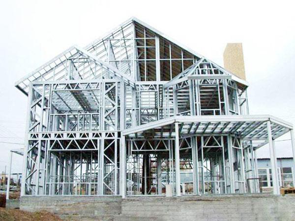 轻钢结构住宅有什么优势?