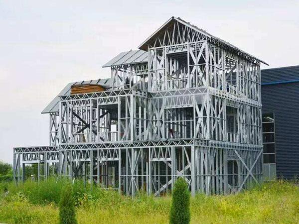 轻型钢结构住宅有什么优势