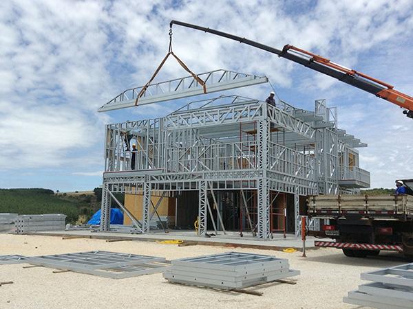轻钢结构房屋对地基的要求