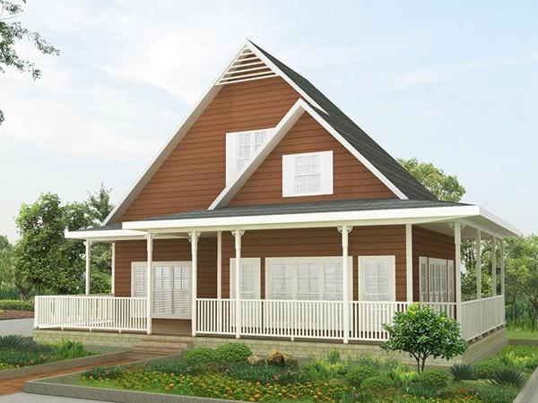 轻型钢结构别墅造价多少钱