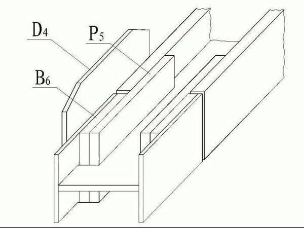 钢结构图纸怎么看