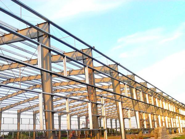钢结构厂房钢材