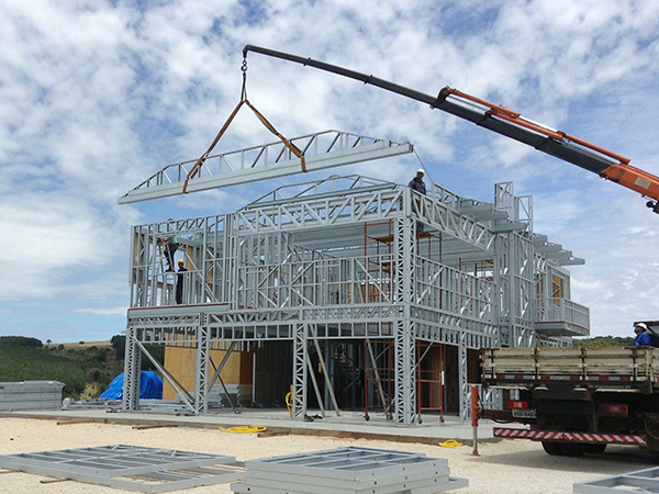 轻钢结构吊装方案