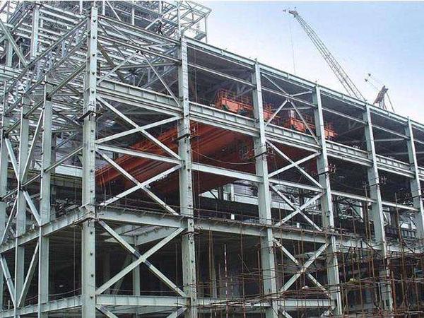 钢结构包工包料报价单
