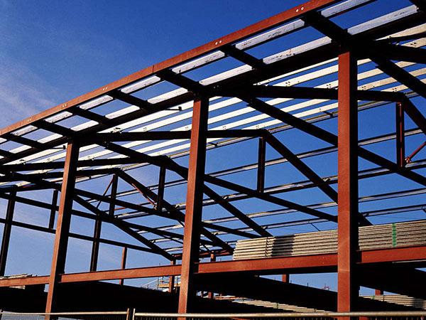 钢结构包工包料