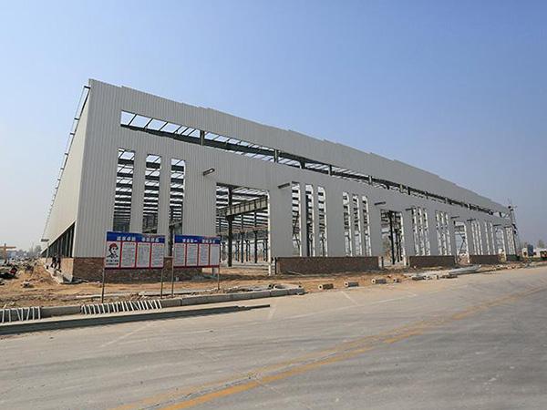 钢结构厂房施工公司